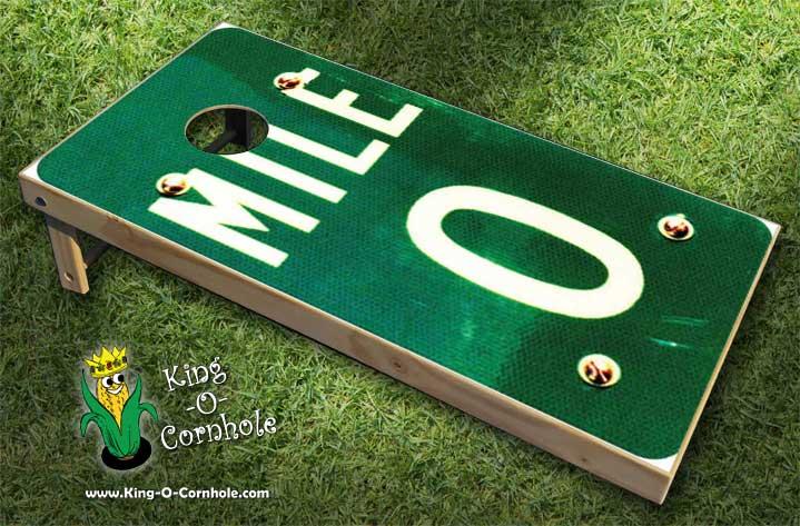 Key West Custom Cornhole Boards