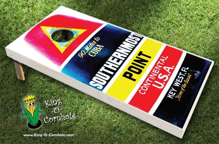 Location Custom Cornhole Boards