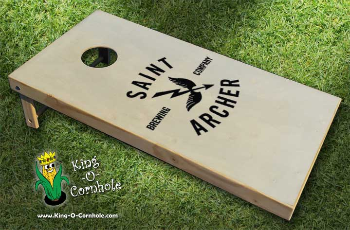 Company Custom Cornhole Boards