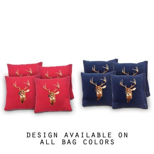 Deer Cornhole Bags