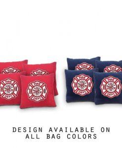 Firemen Cornhole Bags