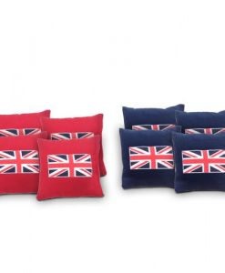 British Flag Cornhole Bags