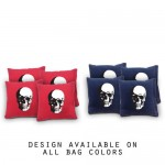 Skull Cornhole Bags