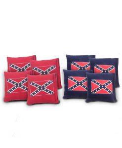 Confederate Flag Cornhole Bags