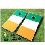 Irish Cornhole Boards Set