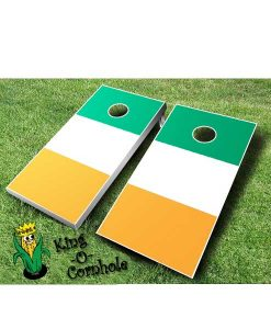 Irish Cornhole Boards Set