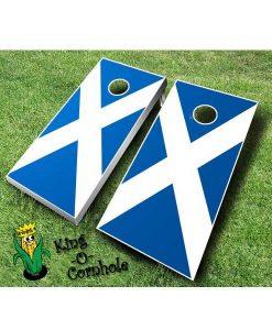 Scottish Cornhole Boards Set